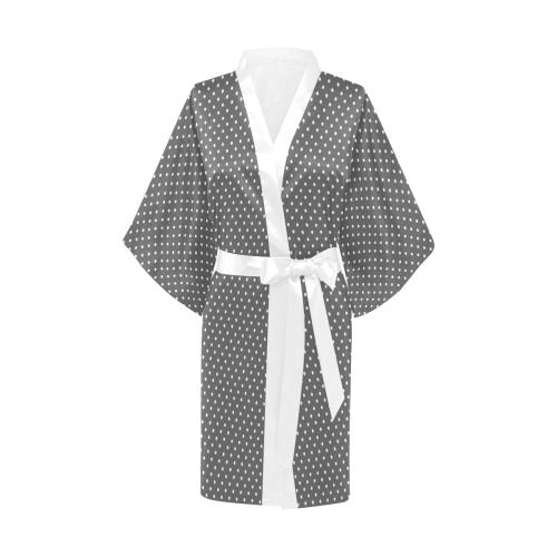 polkadots20160643 Kimono Robe