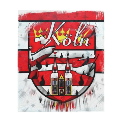 """Köln by Nico Bielow Quilt 60""""x70"""""""