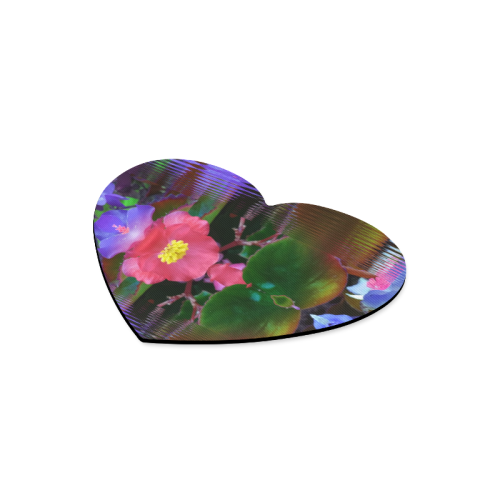 Digital1 Heart-shaped Mousepad