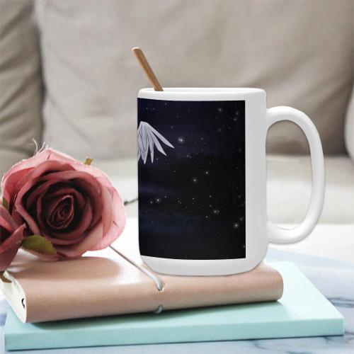 Unicorn Dream Custom Ceramic Mug (15OZ)