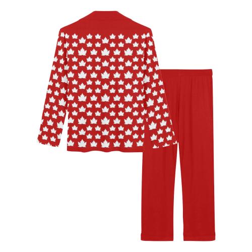 Cute Canada Sleepwear / Lougewear Women's Long Pajama Set (Sets 02)