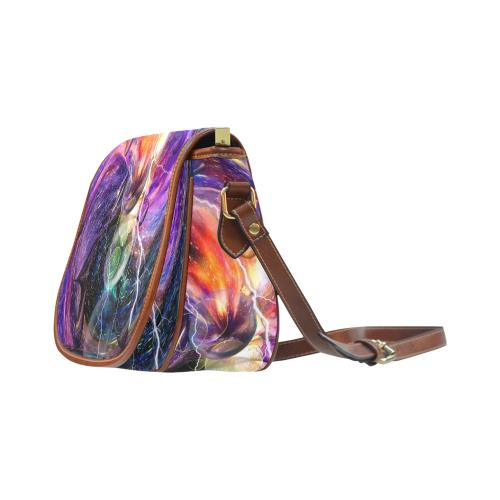Universum by Nico Bielow Saddle Bag/Large (Model 1649)