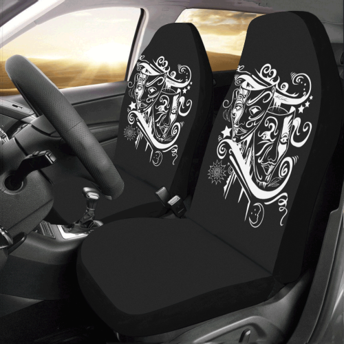 Zodiac - Gemini Car Seat Covers (Set of 2)