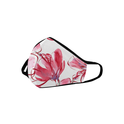 Floral Streetwear Surgical Mask Mouth Mask