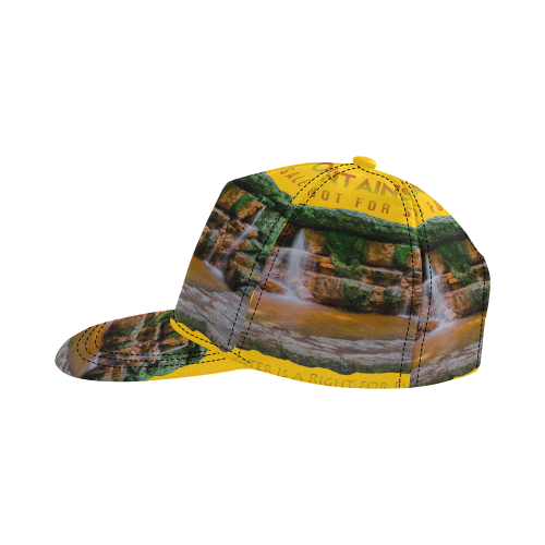 Fountains-of-Life Cap All Over Print Snapback Hat D