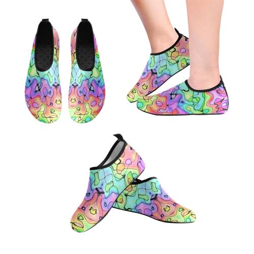 Squirlie 7K Women's Slip-On Water Shoes (Model 056)