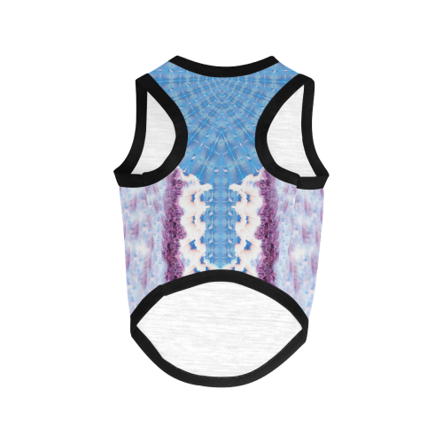 flower fishes5 All Over Print Pet Tank Top