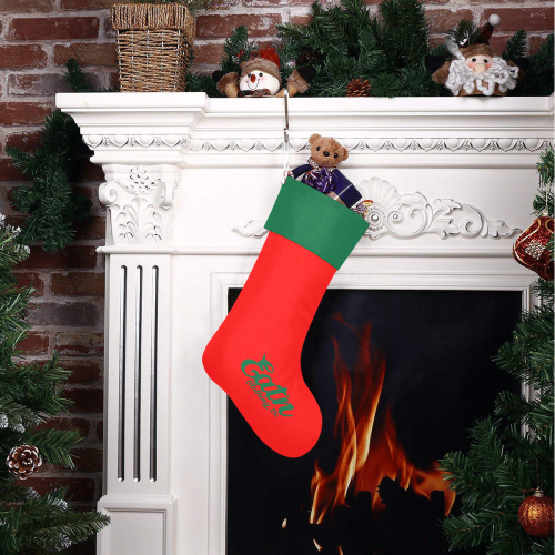 CLASSIC CHRISTMAS STOCKING Christmas Stocking