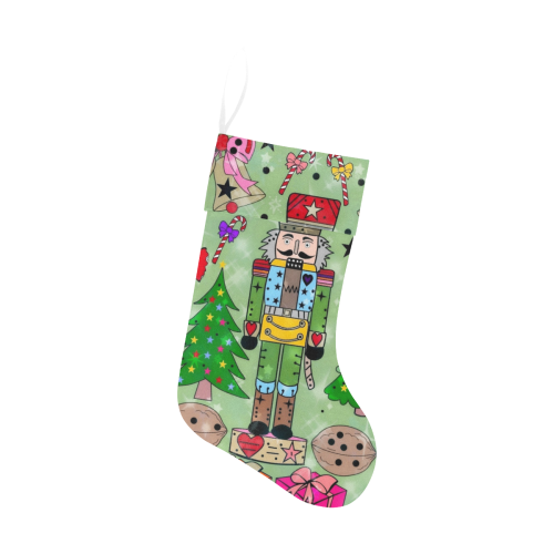 Nutcracker Dream by Nico Bielow Christmas Stocking