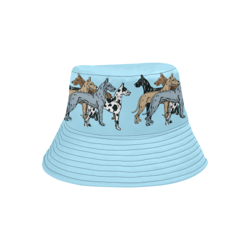 great dane bucket hat All Over Print Bucket Hat