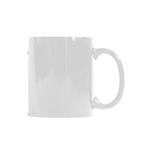 Ceramic Mug Graduation Caps Custom White Mug (11oz)