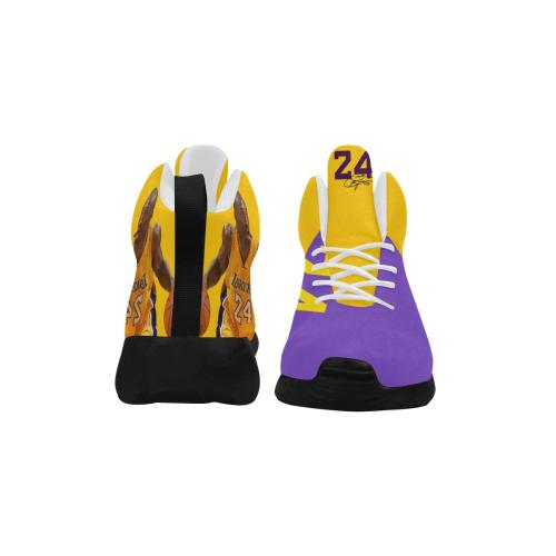 Kobe Memoir Mach II Men's Chukka Training Shoes (Model 57502)