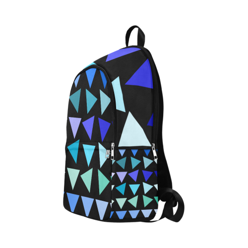 zappwaits-triangles 44 Fabric Backpack for Adult (Model 1659)
