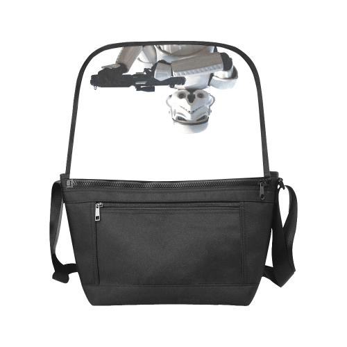Storm Patrol Flap Messenger Bag New Messenger Bag (Model 1667)