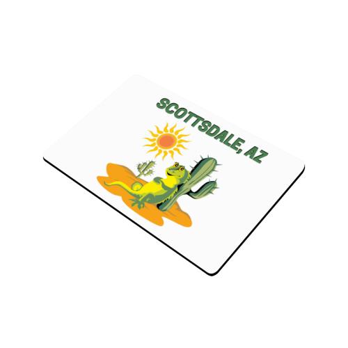"Scottsdale, Arizona Doormat 24""x16"""