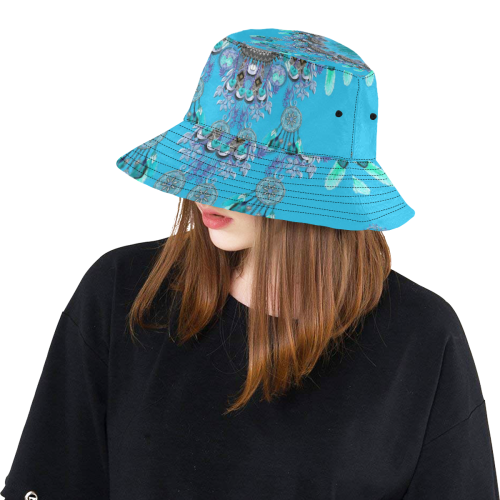 Indian Christmas-7 All Over Print Bucket Hat