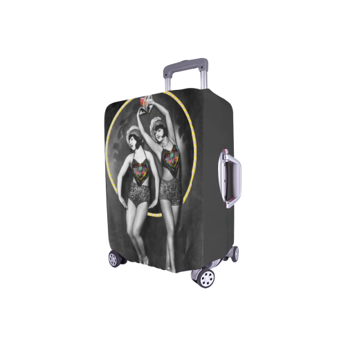 """The Fiddlebittery Girls Luggage Cover/Small 18""""-21"""""""