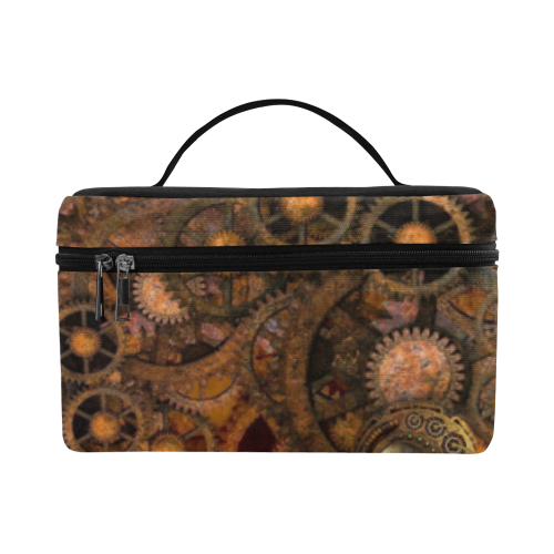 Steampunk Cogs Lunch Bag/Large (Model 1658)