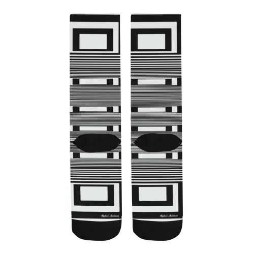Can't make up my mind Trouser Socks (For Men)
