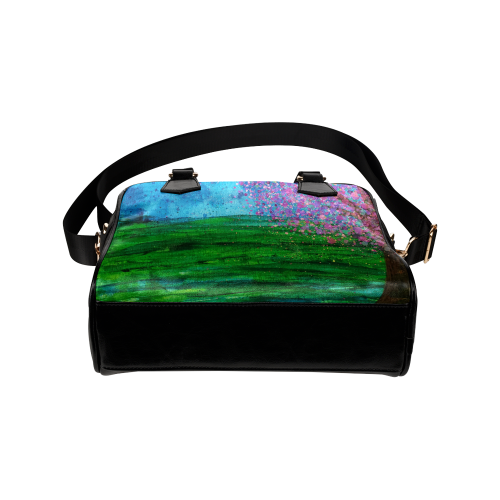 spring breeze Shoulder Handbag (Model 1634)