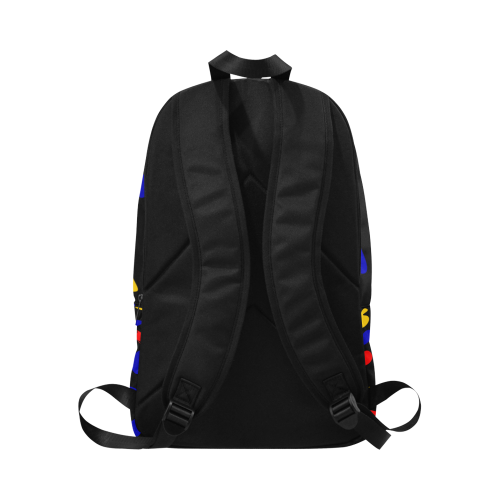 zappwaits 0a Fabric Backpack for Adult (Model 1659)
