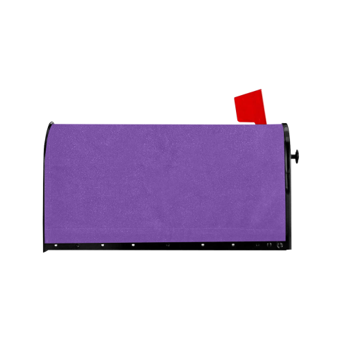 color rebecca purple Mailbox Cover
