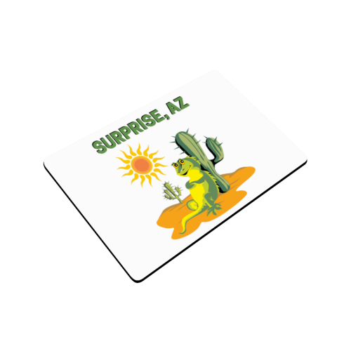 "Surprise, Arizona Doormat 24""x16"""