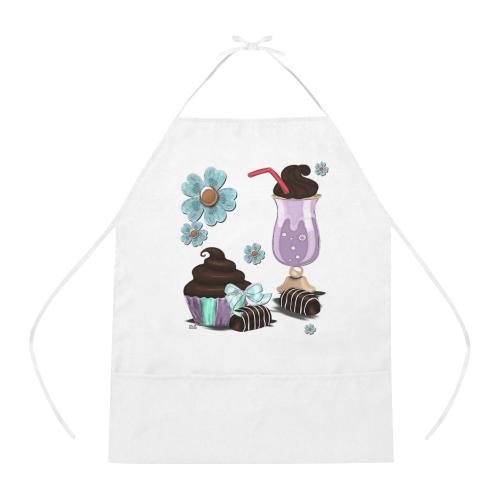 Sweetness Bakery Cotton Linen Apron