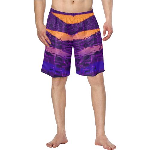 zappwaits sw003 Men's Swim Trunk/Large Size (Model L21)