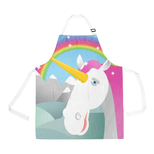 2 All Over Print Apron