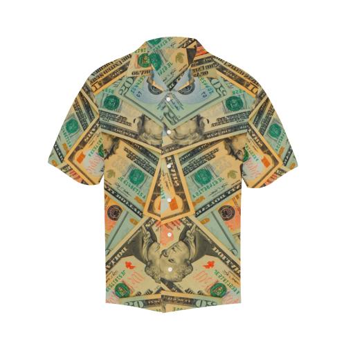 US DOLLARS 2 Hawaiian Shirt (Model T58)