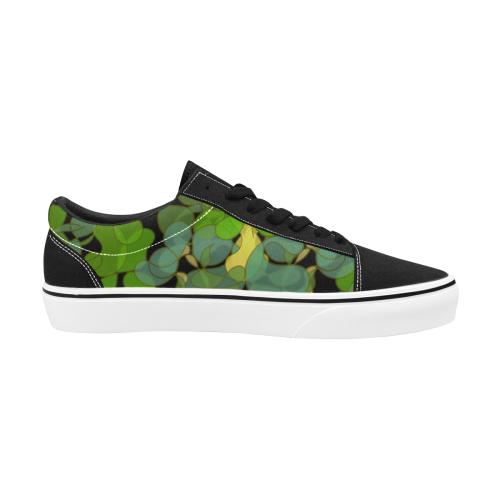 zappwaits california 04 Women's Low Top Skateboarding Shoes (Model E001-2)