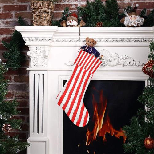 Nice by Nico Bielow Christmas Stocking