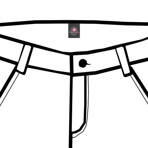 JR Tag Private Brand Tag on Bottom (4cm X 5cm)