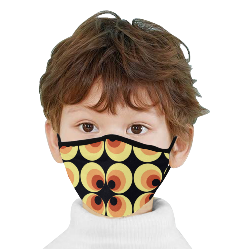 zappwaits retro 03 Mouth Mask