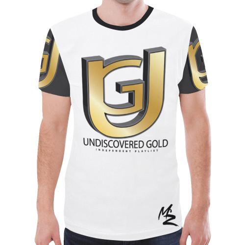 UG MN2k20 New All Over Print T-shirt for Men (Model T45)