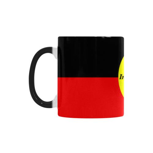 Indigenous & Proud Custom Morphing Mug (11oz)