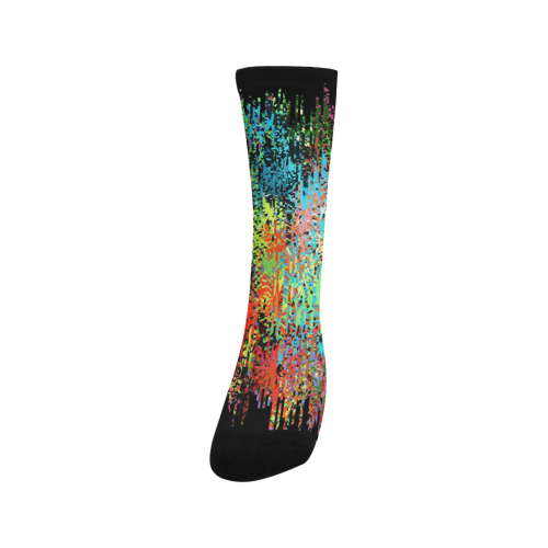 Colors of Dream by Nico Bielow Trouser Socks (For Men)
