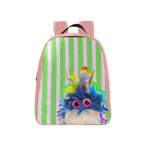 copy School Backpack (Model 1601)(Medium)