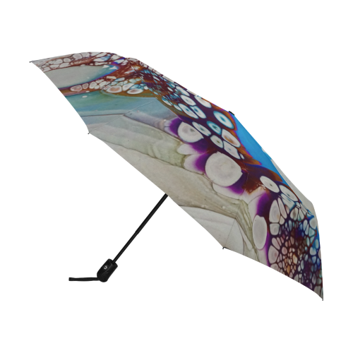 cloud atlas Anti-UV Auto-Foldable Umbrella (U09)