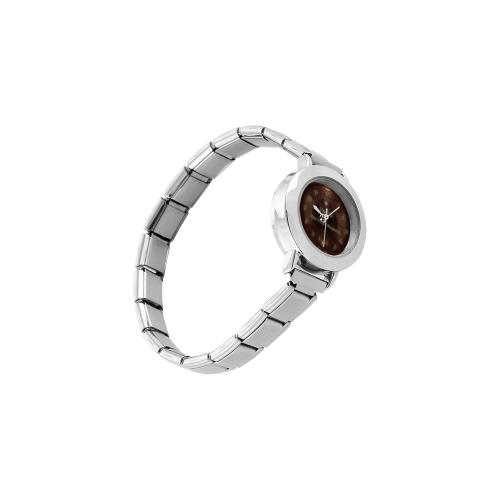 Ring Of Copper Women's Italian Charm Watch(Model 107)