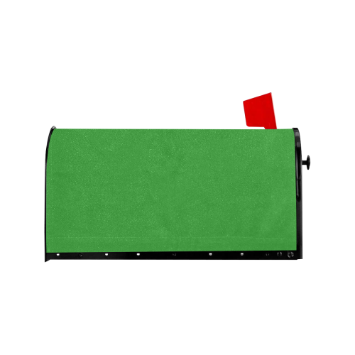 color forest green Mailbox Cover
