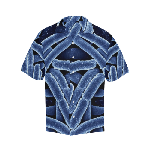 bacilli bacteria Hawaiian Shirt (Model T58)