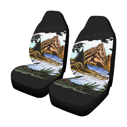 The Outdoors Car Seat Covers (Set of 2)