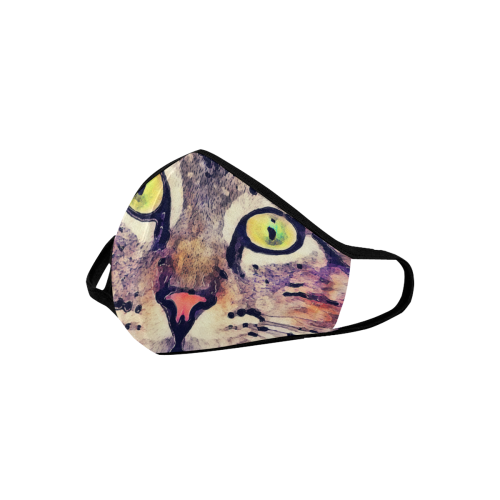 cat Mouth Mask