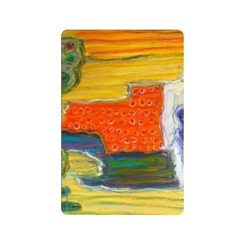 "Desert Canyon Doormat 24""x16"""