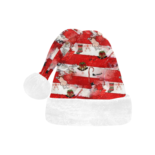 Christmas by Nico Bielow Santa Hat