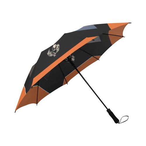 SERIPPY Semi-Automatic Foldable Umbrella (Model U05)