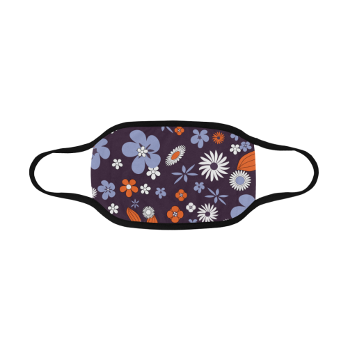 Flower Flu Mask Mouth Mask