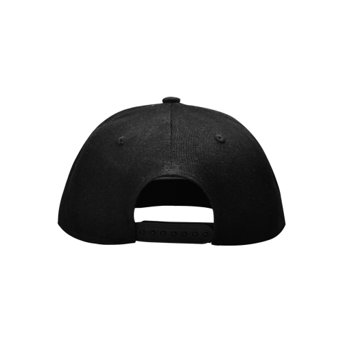 horseuniversered7 Snapback Hat G (Front Panel Customization)